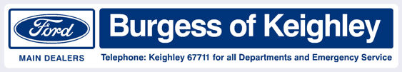 Burgess of Keighley West Yorkshire Ford 235x42