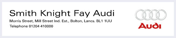 Smith Knight Fay Bolton Audi 255x55mm