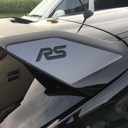 Focus Mk3 RS spoiler decals 3