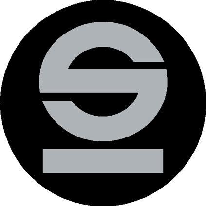 Sparco Wheel Centre Gel Badges