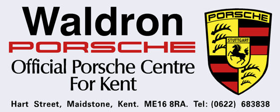 Waldron Porsche of Maidstone Kent 200x80