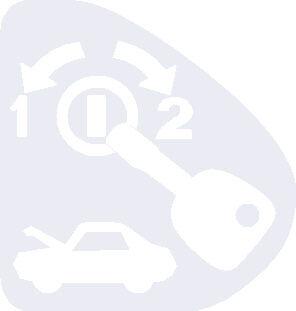 Mondeo mk3 Bonnet lock Decal