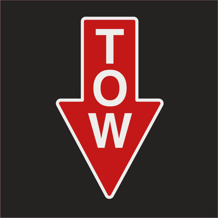 Tow Decal