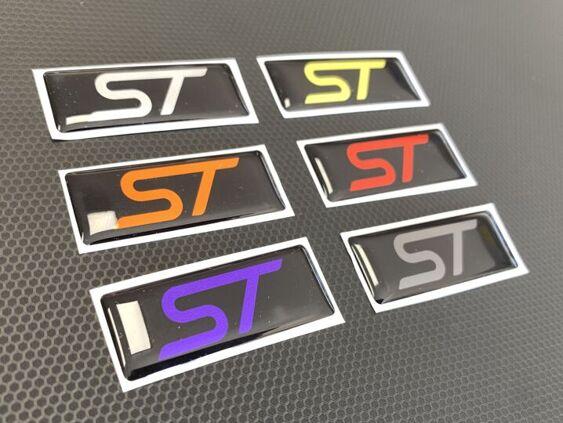 Zunsport Grille Badge ST