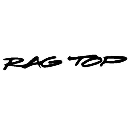 Rag top