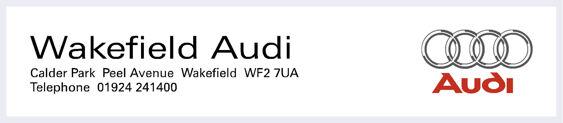 Wakefield Audi Wakefield 255x55