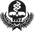 Monkey Wrench Stock head logo
