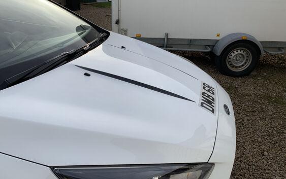 Focus Mk3 RS Bonnet Bulge Stripes 3
