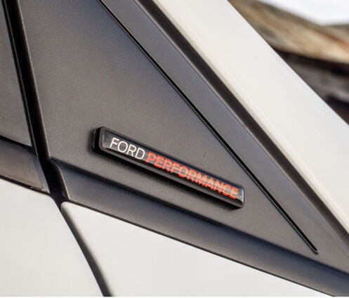 Ford Performance Perspex Mounted 2
