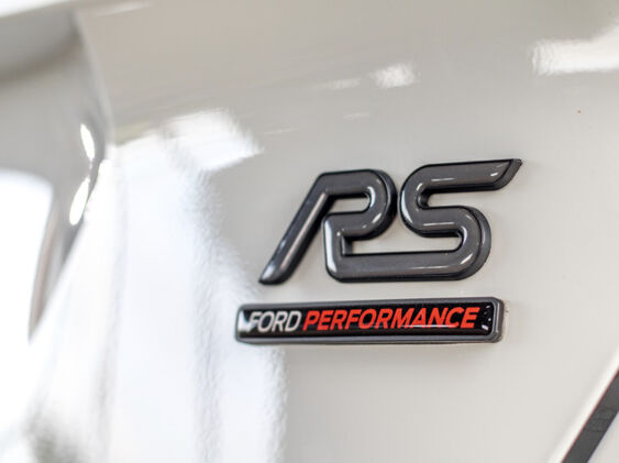 Ford Performance Gel Badge - Perspex Mounted - 90x9mm