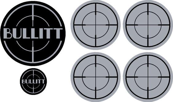 Bullitt Badges