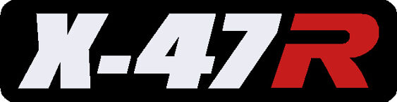 X-47R Gel Badge