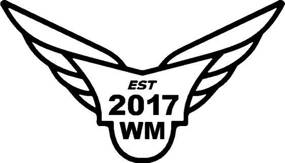 Wingmen - Cut Decal