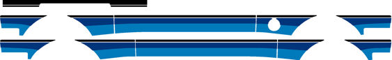 Fiesta Supersport Blue Kit