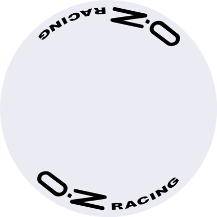 OZ Racing Super Turismo Wheel Decals