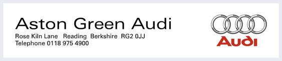 Aston Green Audi Reading Berkshire 255x55