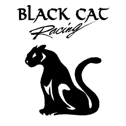 Black cat racing