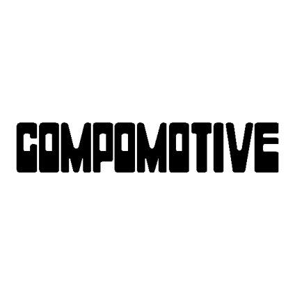 Compomotive retro logo