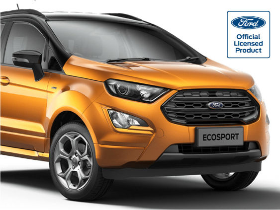 Ecosport Mk2 - Gel Badge Overlays