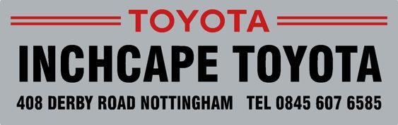 Inchcape toyota nottingham 225x70