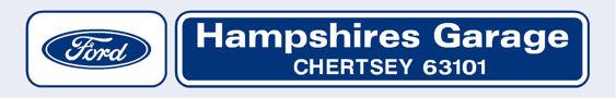 Hampshires garage chertsey ford 280x45