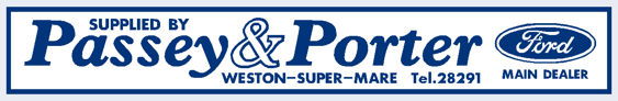 Passey and porter weston super mare 295x48