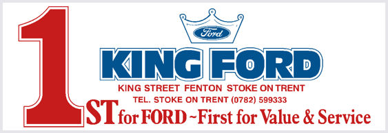 King ford stoke on trent 250x85