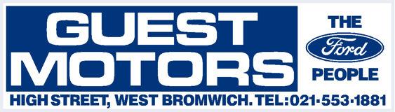Guest motors west bromwich ford 250x70