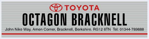 Octagon bracknell toyota 295x78