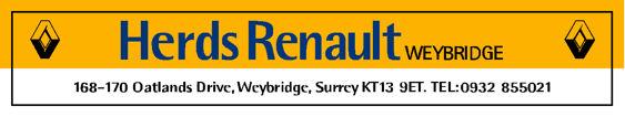 Herds renault weybridge