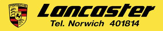 Lancaster norwich porsche 265x50