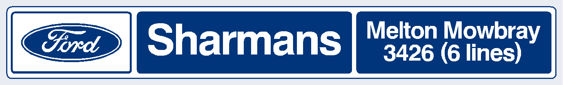 Sharmans melton mowbrsay ford 275x42