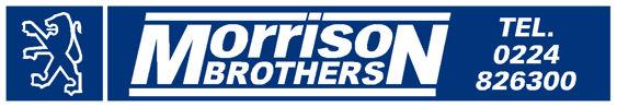 Morrison brothers peugeot 295x50