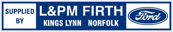 L p m firth kings lynn norfolk ford 300x55