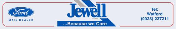 Jewell watford ford 250x42