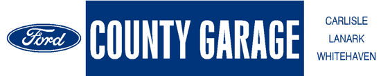 County garage carlisle lanark whitehaven ford 250x50