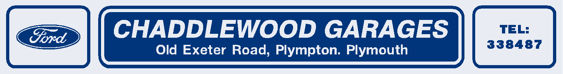 Chaddlewood garages plymouth ford 305x40