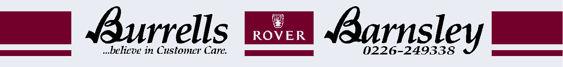Burrells of barnsley rover 295x35