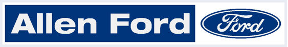 Allen Ford - Ford - Dealer Sticker