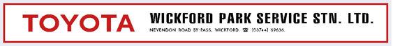 Wickford park service station wickford toyota 500x60