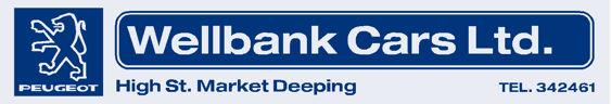Wellbank cars market deeping peugeot 295x50