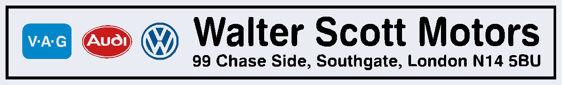 Walter scott motors southgate north london vw audi 300x45