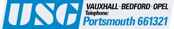 Usg portsmouth vauxhall opel bedford 275x45