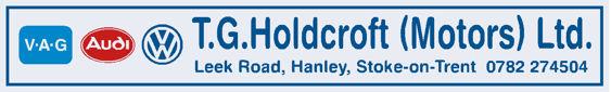 Tg holdcroft stoke on trent vw audi 300x45