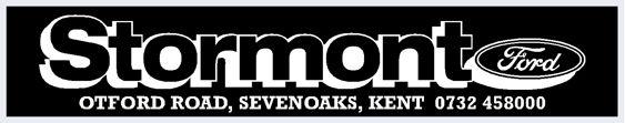 Stormont ford sevenoaks kent 298x60