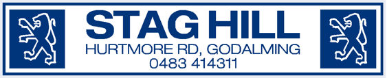 Stag hill godalming surrey peugeot 280x55