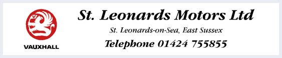 St leonards motors st leonards on sea east sussex vauxhall 295x60